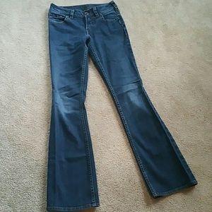 Silver Jeans 26 x 34